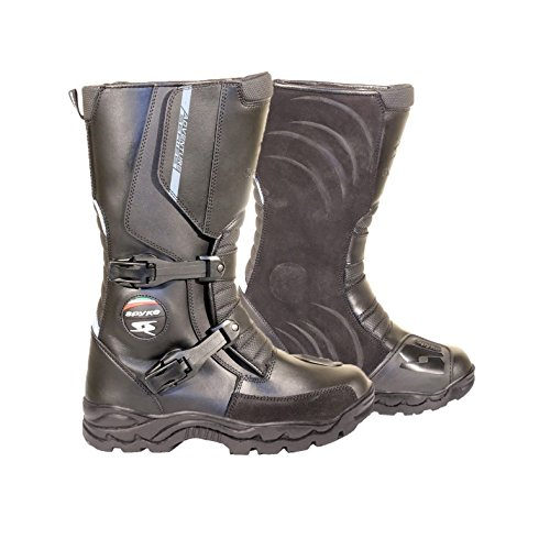 Motorcycle Touring Boots Men - 5