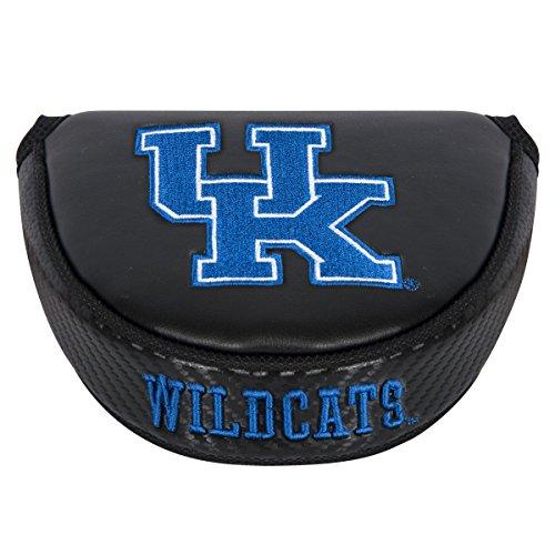 Team Effort NCAA Kentucky Wildcats Mallet Putter Coverblack Mallet Putter Cover, Black, NA - Kentucky Wildcats Golf Putter Cover