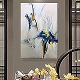 Metuu Oil Paintings, 24x36 Inch Texture Palette