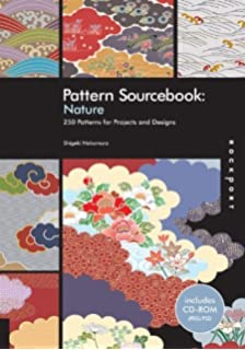 Pattern Sourcebook: Japanese  250 Patterns for Projects and Designs