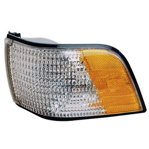Park Signal Side Turn (1991-1996 Buick Century Corner Park Light Turn Signal Marker Lamp Left Driver Side (1991 91 1992 92 1993 93 1994 94 1995 95 1996 96))