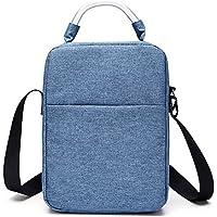 Littleice For DJI TELLO Waterproof Storage Bag Portable Shoulder Bag Durable Handbag (Blue)