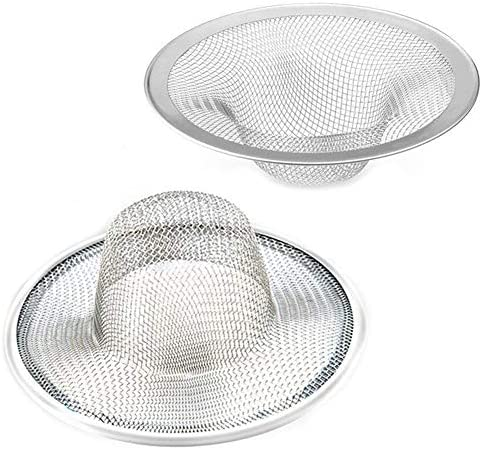 Stainless Strainer Perfect Kitchen Bathroom product image