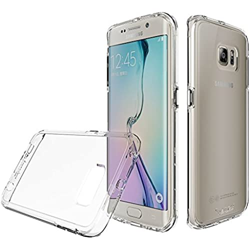 Galaxy S7 Edge case, s7e, S7Edge Toiko [Invisible-Guard]A semi-transparent protective ,two layers perfect fit for Samsung Galaxy s7 edge (2016) G935, mobile phone Sales