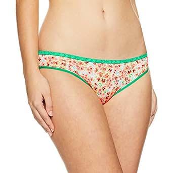 Bonds Women's Underwear Hipster Bikini Brief, Ditsy Meadow, 8 (1 Pack)