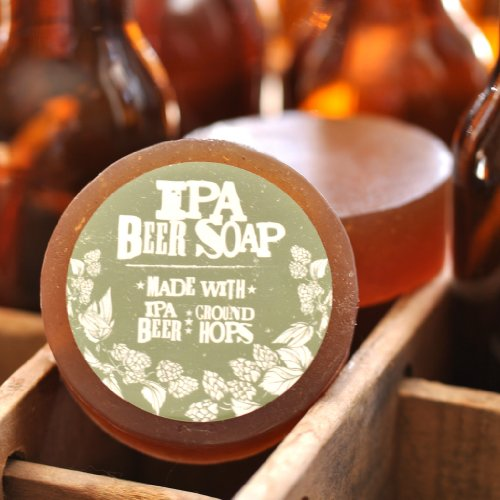 Beer Soap (IPA)