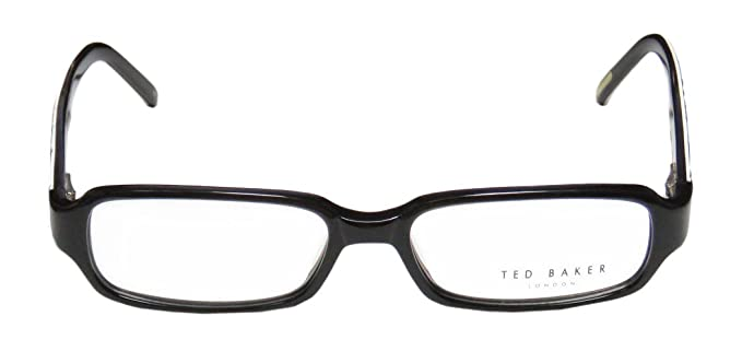 9b1a5002aac Ted Baker Teller Mens Womens Designer Full-rim Eyeglasses Eyeglass Frame (52