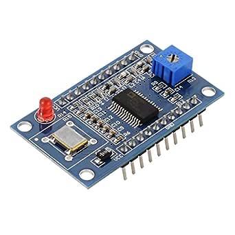 Dovewill AD9850 DDS Signal Generator Module Circuit ...