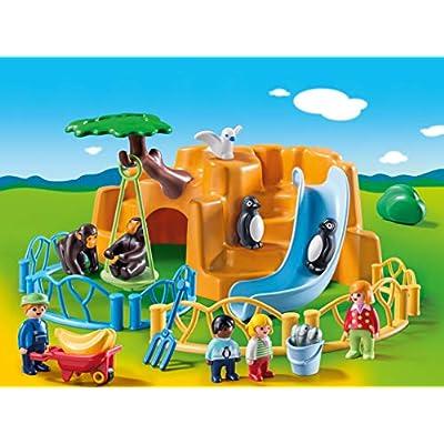 PLAYMOBIL Zoo: Toys & Games