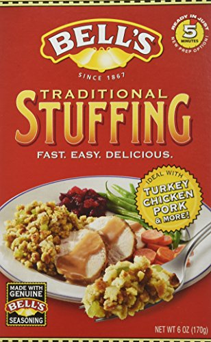 Bell's Traditional Ready Mixed Stuffing 6 Oz (Pack of 3)