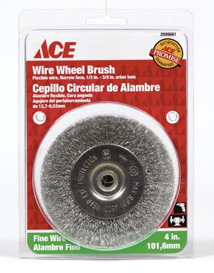 Ace Wire Wheel Brush (2099661)