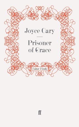 book cover of Prisoner of Grace