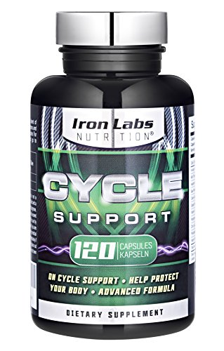 UPC 017816479883, Cycle Support - Iron Labs Nutrition: On Cycle Protection & Liver Assist (120 Capsules)