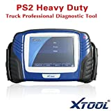 XTOOL PS2 Heavy Duty Truck Inegrated Diagnostic Tool CAN BUS Automotive Scanner