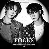 Jus2 1stミニアルバム - FOCUS (ランダムバージョン)