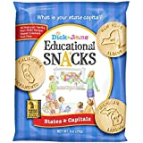 Dick & Jane Educational Snacks   STATES & CAPITALS - 120 bags featuring all 50 states from Alabama to Wyoming