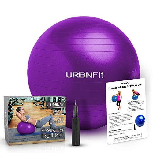 Black Mountain Products Anti Burst Exercise Stability Ball