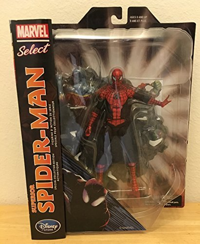 Marvel Select Superior Spider-Man Special Collector Edition Disney Store by Disney