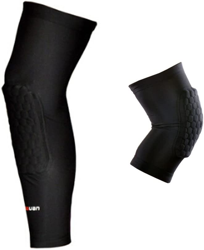 Genou Hommes Femmes Sport Pads antichoc Knee Protector cellulaire//Support Simple