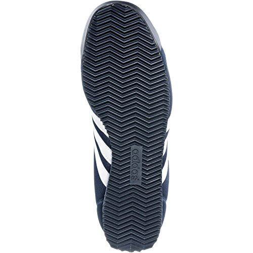 Adidas Neo Troc bleu, baskets mode homme - Bleu - 43 1/3 EU - 43 1/3 EU