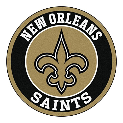 New Orleans Saints poster wall decoration photo print 24x24 (Saints Football Poster)