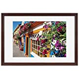 """MCS 65740 Puzzle Frame with Walnut Finish for Puzzle Sizes 20""""x30"""" & Smaller"""