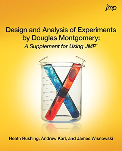 Download Design and Analysis of Experiments by Douglas Montgomery: A Supplement for Using JMP Pdf