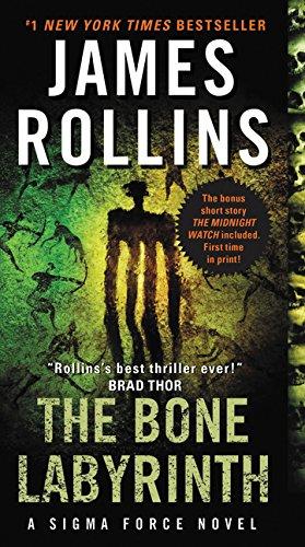 The Bone Labyrinth: A Sigma Force Novel (Sigma Force Novels)