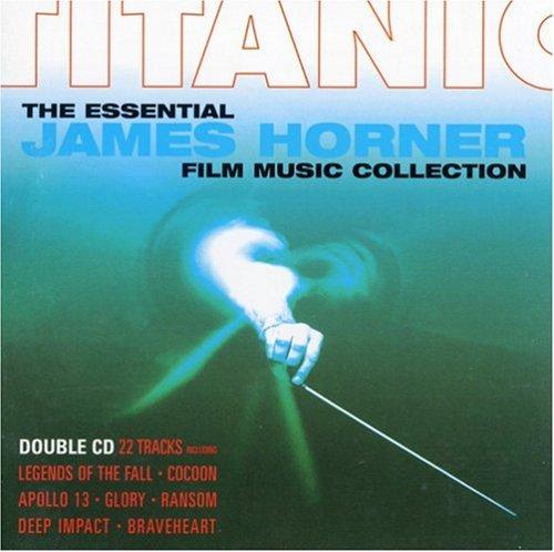 - Titanic: The Essential James Horner Film Music Collection (Film Score Re-recording Compilation)