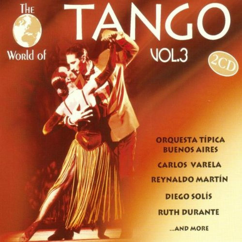 High order The World of Tango 3 Max 64% OFF Vol.