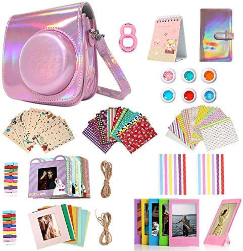 Homesuit 13 In 1 Instax Mini Accessories Bundle Kit For Camera Photo
