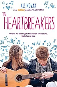 The Heartbreakers by Ali Novak ebook deal