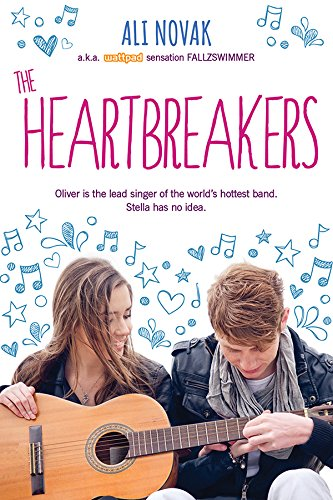 The Heartbreakers (The Heartbreak Chronicles Book 1) by [Novak, Ali]