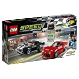 LEGO Speed Champions Chevrolet Camaro Drag Race 75874