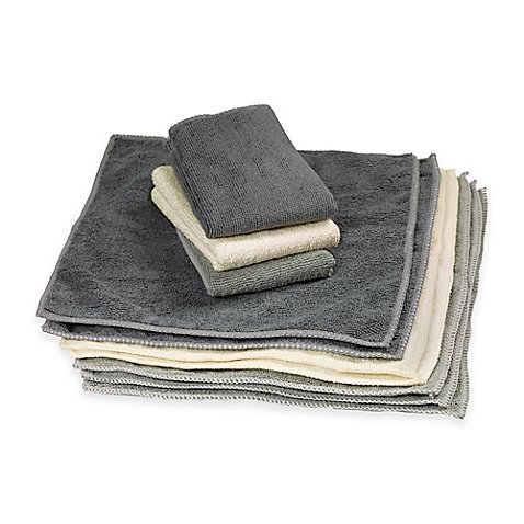 The Original™ Microfiber Cleaning Towels in 10 Pack The OriginalTM