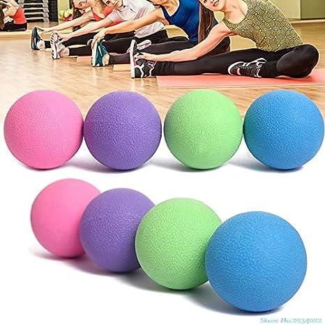 Susie-Smile - Pelota de masaje para yoga, balón de lacrosse ...