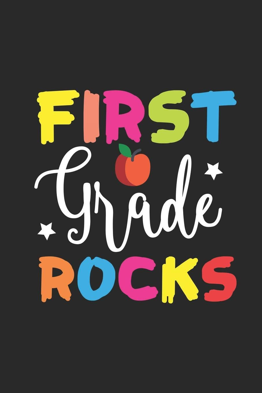 First Grade Rocks: Back To School Supplies, Primary Composition Notebook,  Handwriting Practice Workbook For 1st Grade Students: Publishing, Magic  Journal: 9781082813481: Amazon.com: Books