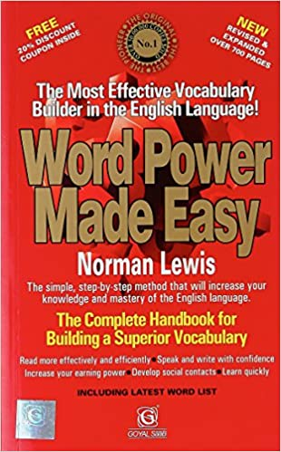 Word Power Made Easy: Amazon in: Norman Lewis: Books
