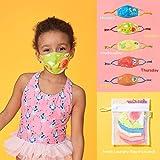 Crayola Kids Face Mask - 5 Reusable Cloth Face