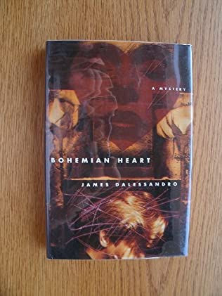 book cover of Bohemian Heart