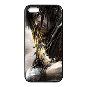 Prince Of Persia The Two Thrones iPhone 5 5s Cell Phone Case Black xlb2-355171