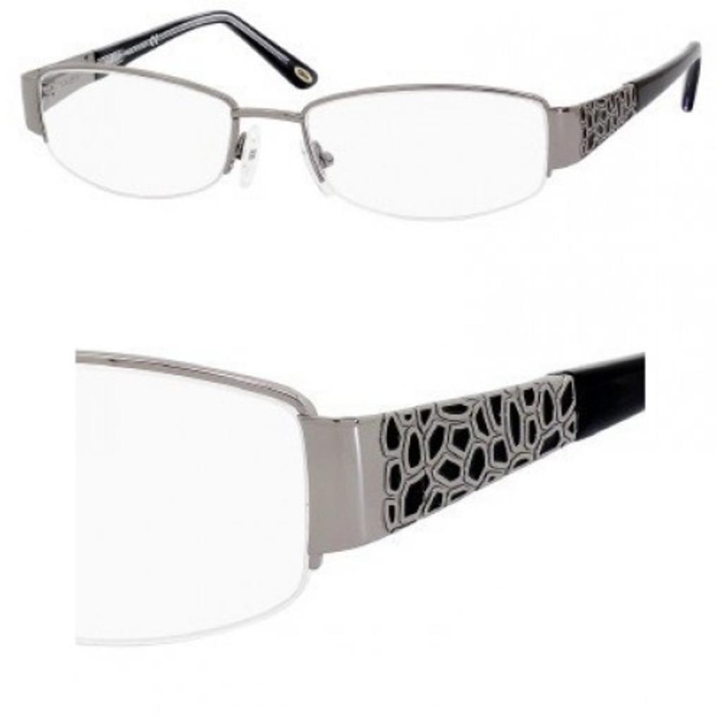 Amazon.com: SAFILO EMOZIONI Eyeglasses 4334 0JVB Ruthenium ...