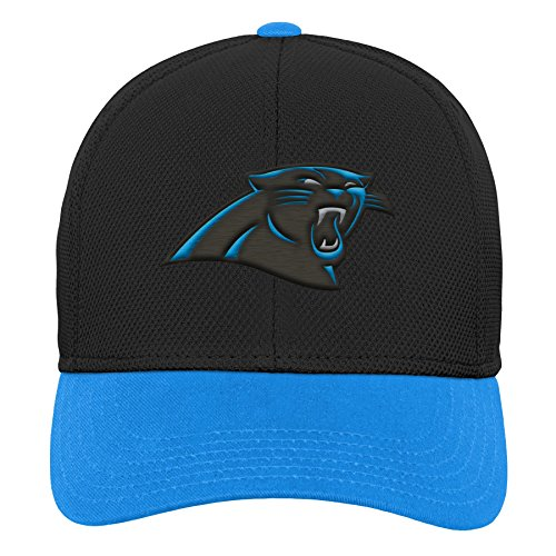 - Outerstuff NFL NFL Carolina Panthers Youth Boys Velocity Structured Snap Hat Black, Youth One Size