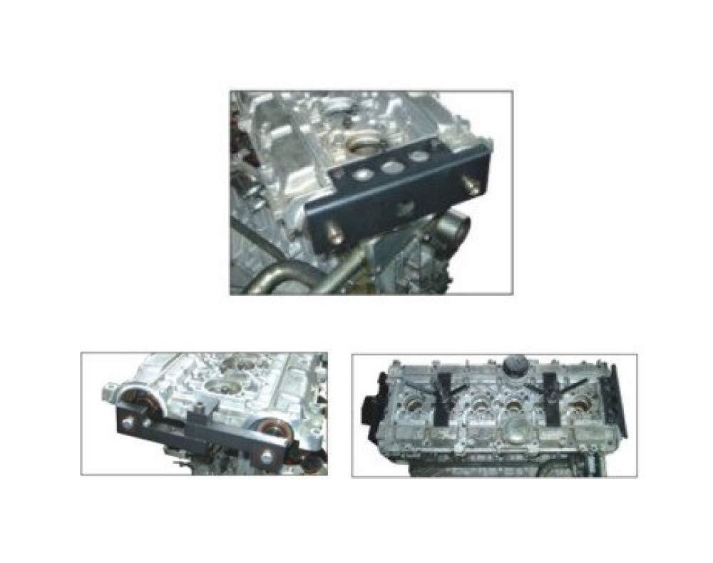 Volvo Camshaft Crankshaft Engine Alignment Timing Locking Fixture Tool Set Kit by KTC (Image #2)