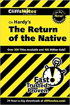 Book Hardy's the 'Return of the Native' (CliffNotes)