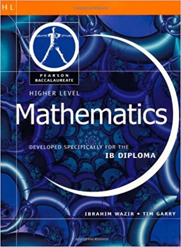 Pearson Baccalaureate: Higher Level Mathematics for the IB