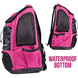 Athletico Swim Backpack - Pool Bag with Wet & Dry