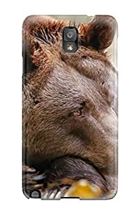 Waterdrop Snap-on Bear Animal Case For Galaxy Note 3