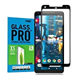 For Google Pixel 2 XL Tempered Glass Screen Protector, Hartser 9H Hardness, Bubble Free [Ultra-Clear] [Scratch Proof] [Case Friendly] for Google Pixel 2XL