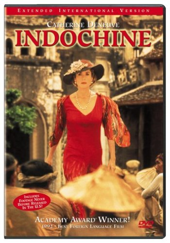 Indochine (Extended International Version) (Version française) Catherine Deneuve Movie Adult Situations Drama